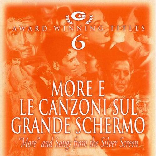 More e le canzoni sul Grande Schermo von Various Artists