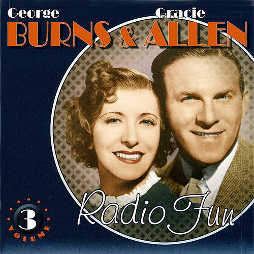 Radio Fun (Volume Three) de George Burns