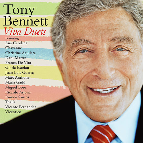 Viva Duets de Tony Bennett