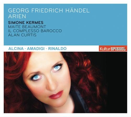 Händel-Arien by Simone Kermes