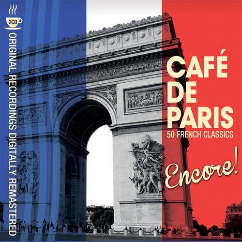 Café de Paris - Encore! de Various Artists