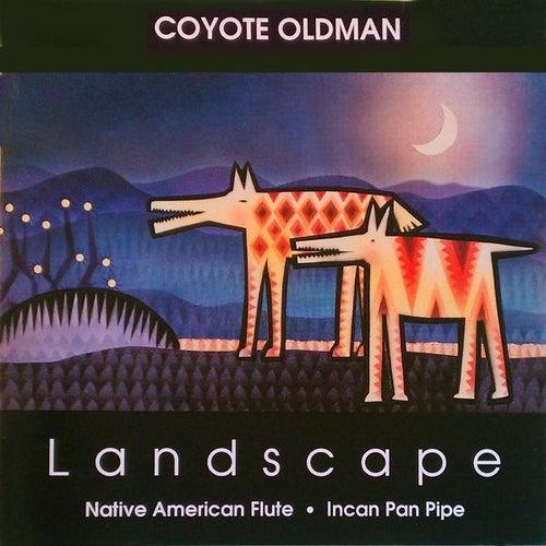 Landscape de Coyote Oldman