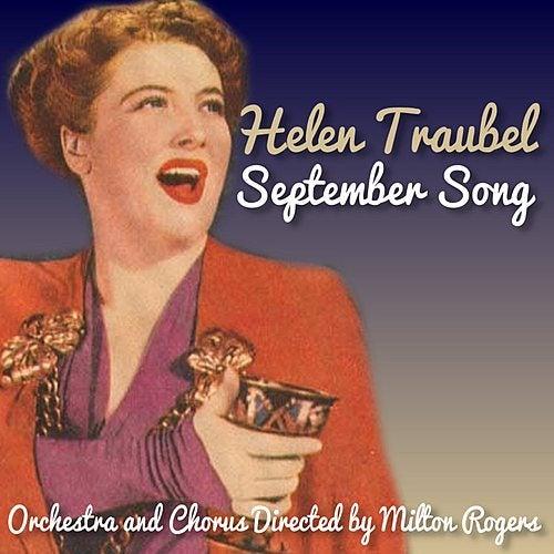 September Song by Helen Traubel