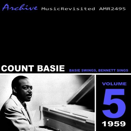 Basie Swings, Bennett Sings by Count Basie