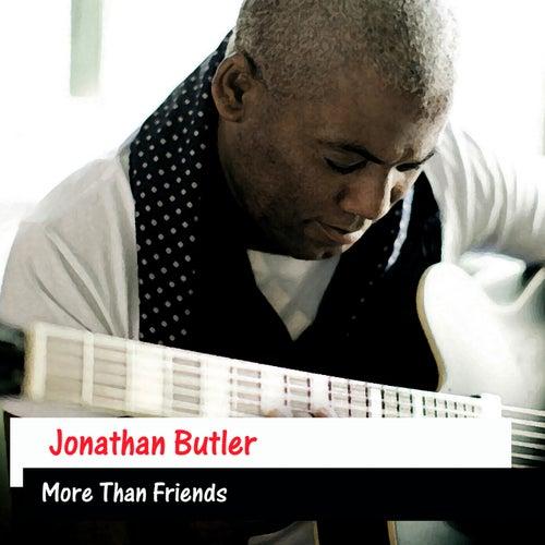 More Than Friends de Jonathan Butler