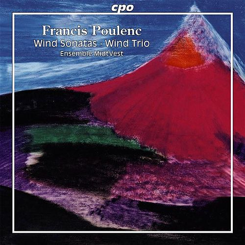Poulenc: Chamber Works by Ensemble MidtVest