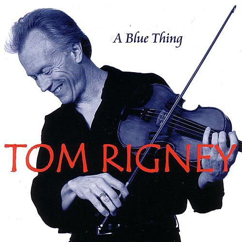 A Blue Thing by Tom Rigney
