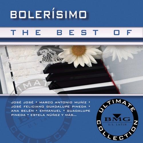 The Best of Bolerisimo by Estela Nunez