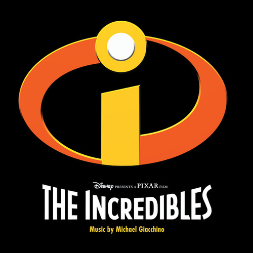 The Incredibles (Original Motion Picture Soundtrack) de Michael Giacchino