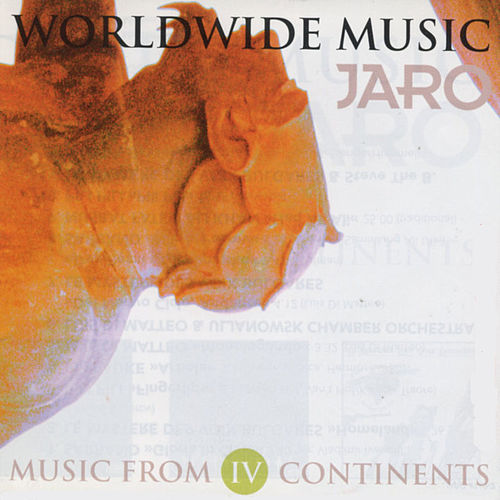 Music from 4 Continents de Various Artists