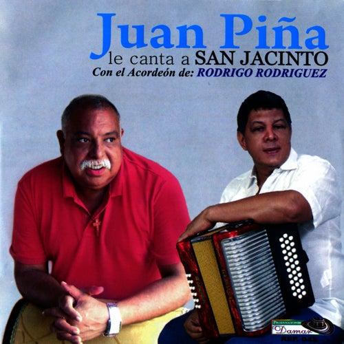 Le Canta a San Jacinto de Juan Piña