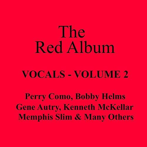 The Red Album - Vocals Vol 2 by Various Artists