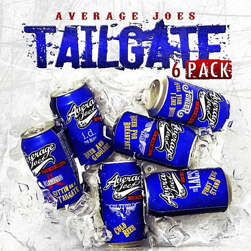 Tailgate 6 Pack: Average Joes Tailgating Themes, Vol. 1 by Various Artists