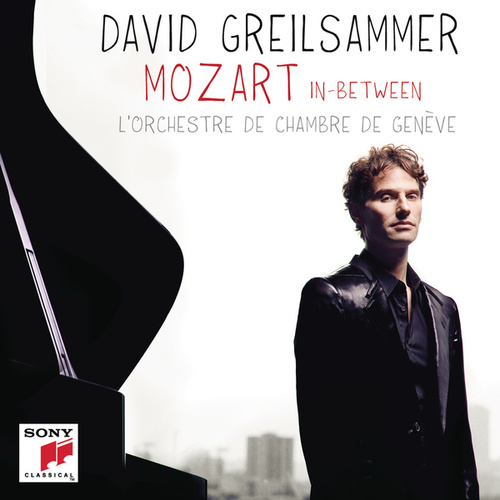 Mozart In-Between de David Greilsammer