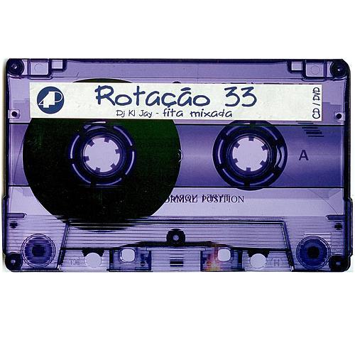 Rotação 33 by DJ Kl Jay