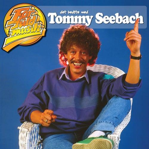 For Fuld Musik fra Tommy Seebach