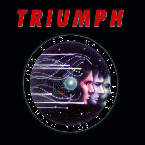 Rock and Roll Machine von Triumph