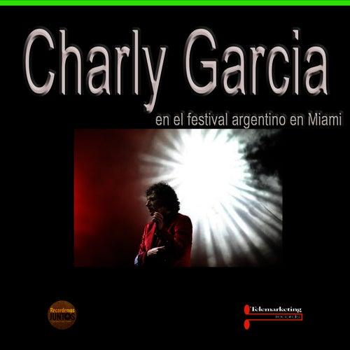 Charly Garcia, en el Festival Argentino de Miami (Live) de Charly García