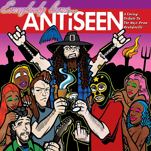Everybody Loves AntiSeen de Various Artists