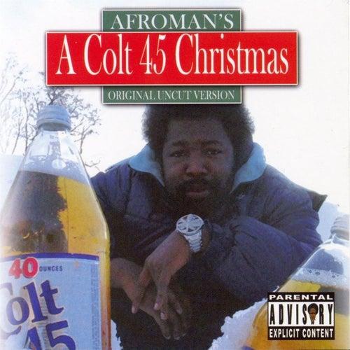 A Colt 45 Christmas von Afroman