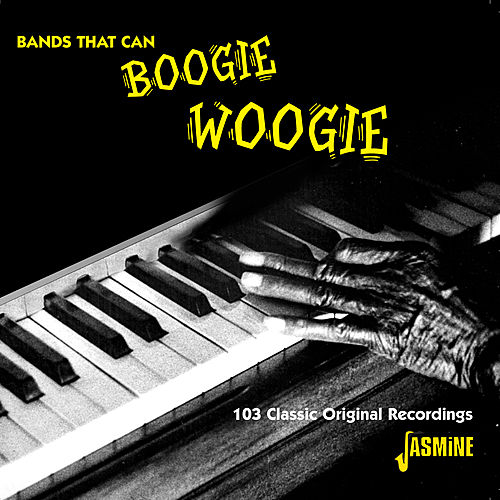 The Bands That Can Boogie Woogie de Various Artists