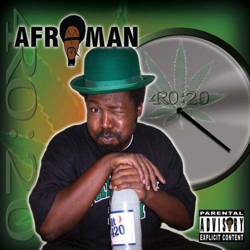 4fro: 20 von Afroman