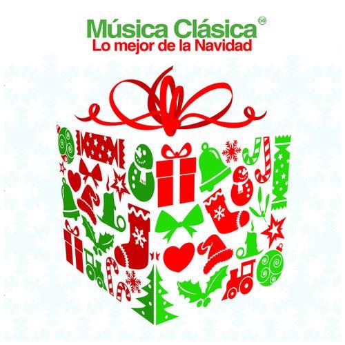 Música Clásica 50 - Lo mejor de la Navidad: las piezas festivas más famosas de orquesta y coral von Various Artists