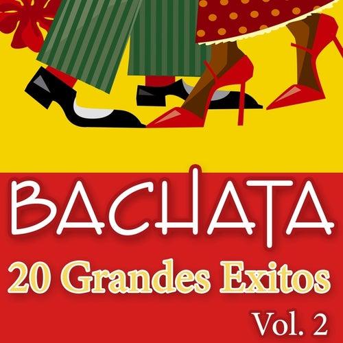 Bachata - 20 Grandes Exitos, Vol.2 de Grupo Super Bailongo