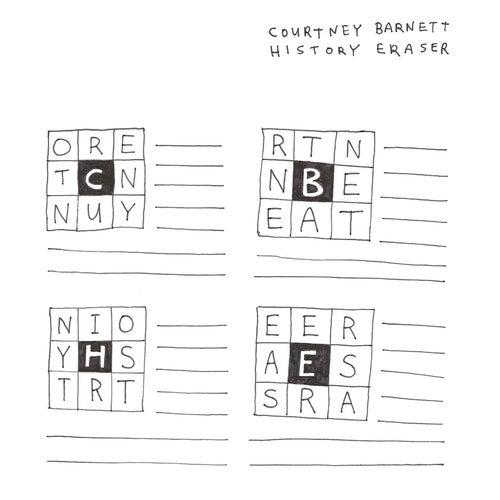 History Eraser von Courtney Barnett