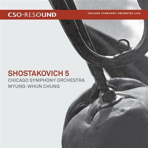 Shostakovich, D.: Symphony No. 5 de Chicago Symphony Orchestra
