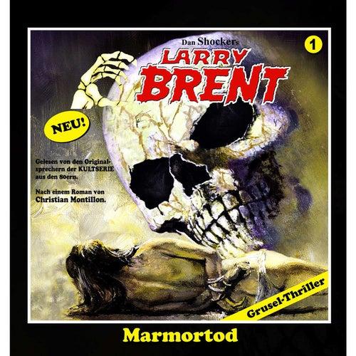 Marmortod, Teil 1 von Larry Brent