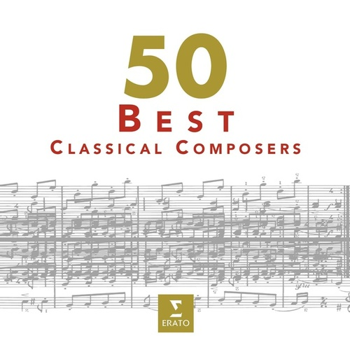 50 Best Classical Composers di Various Artists