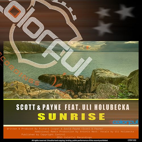 Sunrise (feat. Uli Holubecka) de Scott & Rivers