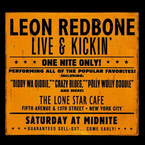 Live & Kickin' de Leon Redbone
