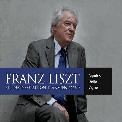 Liszt: 12 Etudes d'execution transcendante de Aquiles Delle Vigne