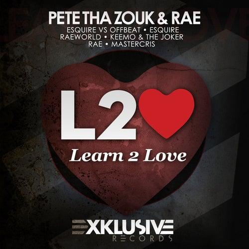 Learn 2 Love (Remixes) von Pete Tha Zouk