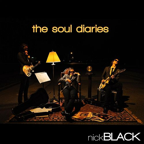 The Soul Diaries de Nick Black