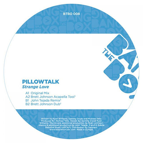 Strange Love by Pillowtalk