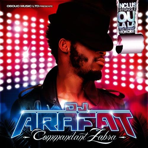 Commandant Zabra de DJ Arafat