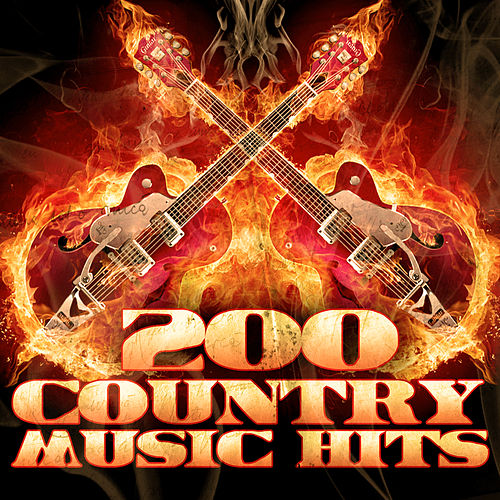200 Country Music Hits by Various Artists