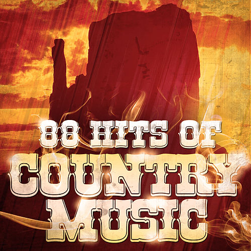 88 Hits Of Country Music von Various Artists
