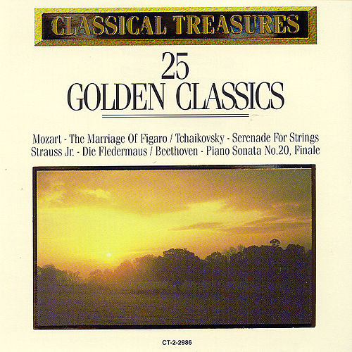 25 Golden Classics von Various Artists