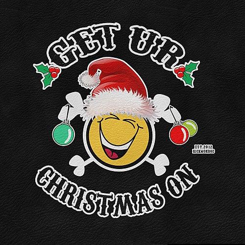 Get UR Christmas On - Single de Rick Monroe