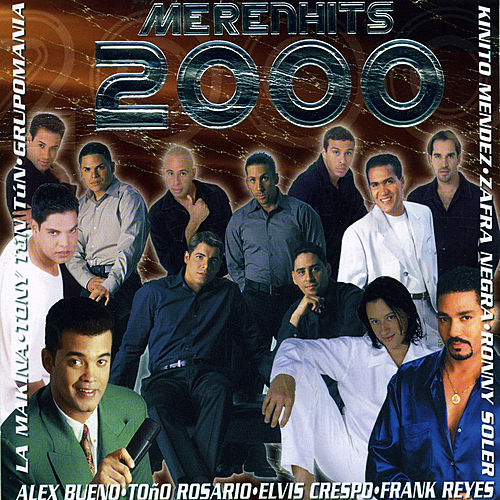 MerenHits 2000 de Various Artists