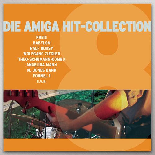 AMIGA-Hit-Collection Vol. 8 von Various Artists
