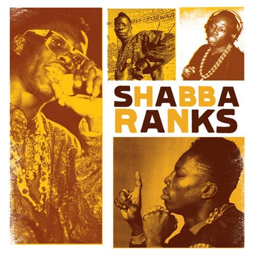 Reggae Legends: Shabba Ranks by Shabba Ranks