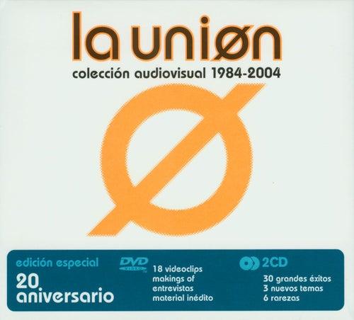 Coleccion Audiovisual 1984 - 2004 (Audio Only) by La Union