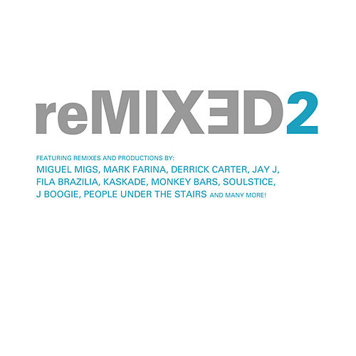 reMIXED 2 de Various Artists