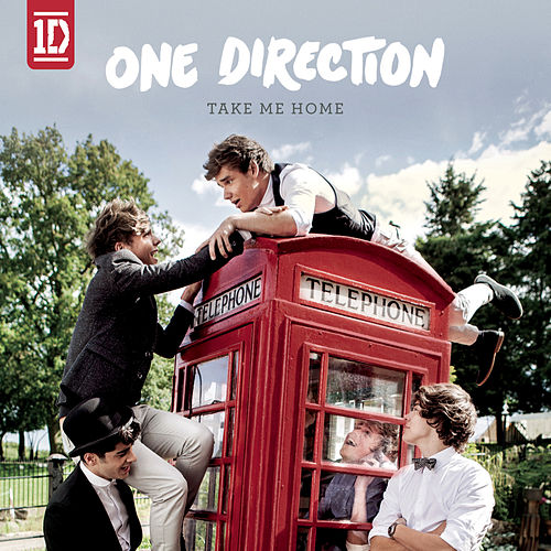 Take Me Home di One Direction