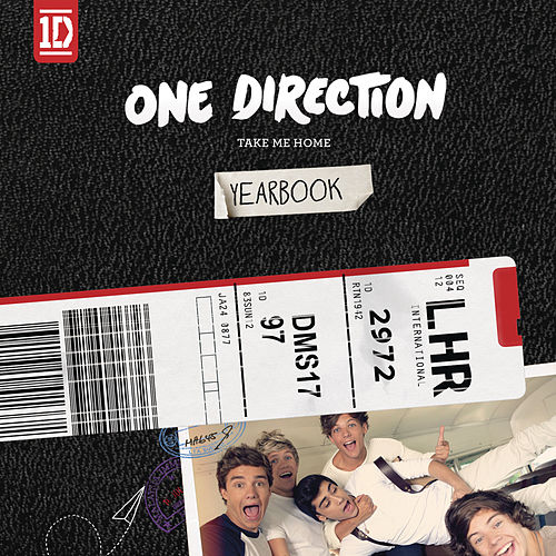 Take Me Home:  Yearbook Edition de One Direction